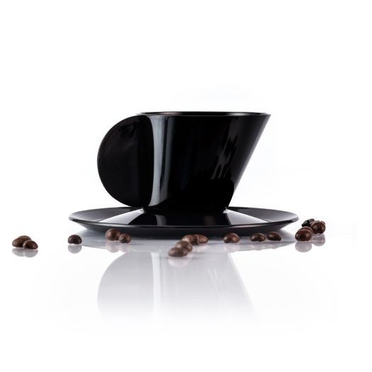 CREA Form Coffee Saucer szett
